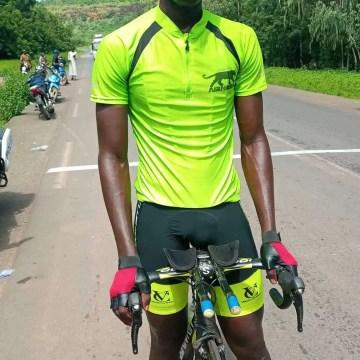Mali/Cyclisme : Yaya Diallo, le champion du Mali remporte le Grand Prix Banimonotié