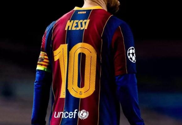 FOOT: Officiel, l'histoire Messi -Barça est arrivée à son terme