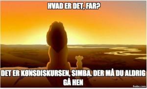 Det omtalte meme fra Henrik Dahls Facebookside.