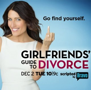Girlfriends Guide to Divorce Review