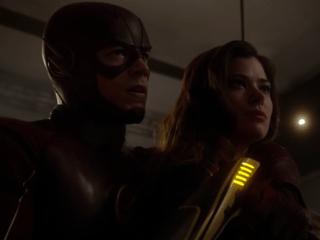 The Flash Lisa Snart