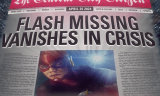 Flash Missing Vanishes in Crisis