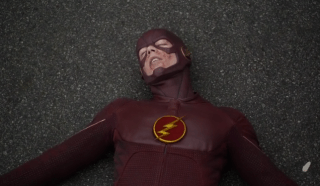 The Flash Stung