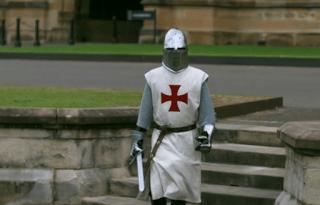 Templar Hiding