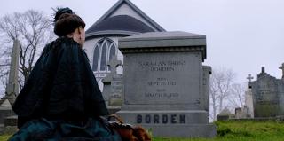 Lizzie Borden Cemetery