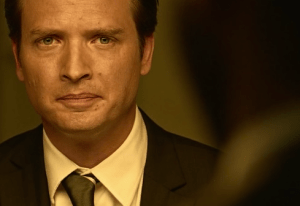 The Principal Aden Young