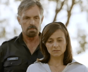 Aussie TV Series Glitch Vic and Maria