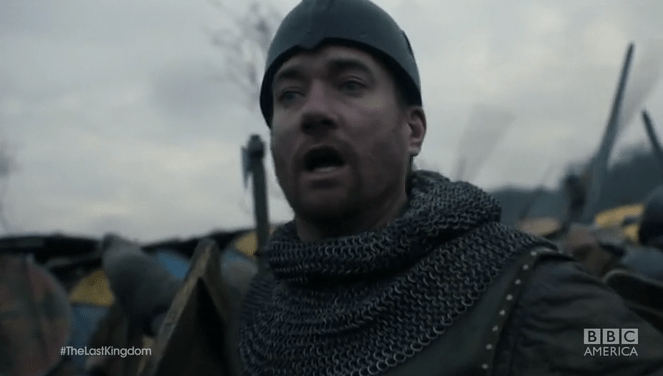 The Last Kingdom Matthew Macfadyen