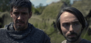 the last kingdom Alfred and Leofric