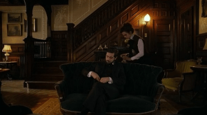 the knick season 2 episode 6 bertie and Genevieve