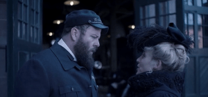 Cleary and Cornelia The Knick
