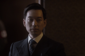The Man in the High Castle Crown Prince