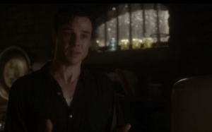 Frank Frink Man in the High Castle