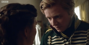 War and Peace TV Series Jack Lowden