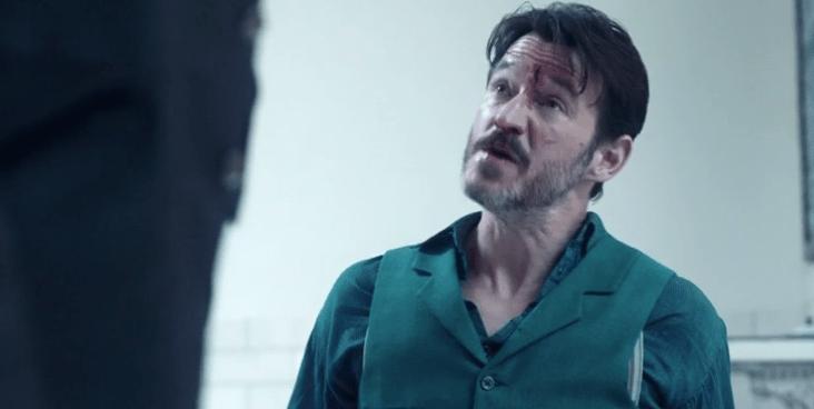 Ripper Street Season 4 Finale Captain Jackson