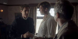 Grantchester Season 2 Sam Milburn