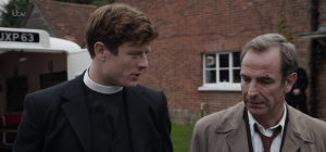 Sidney and Geordie Grantchester Season 2