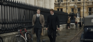 Grantchester Phil and Sidney