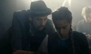 ripper street thatcher and magdalena