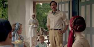 charlie and percy indian summers