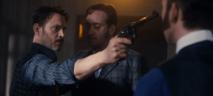 Ripper Street Jackson and Reid Gun