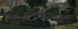 rillington place Reginald and Dog