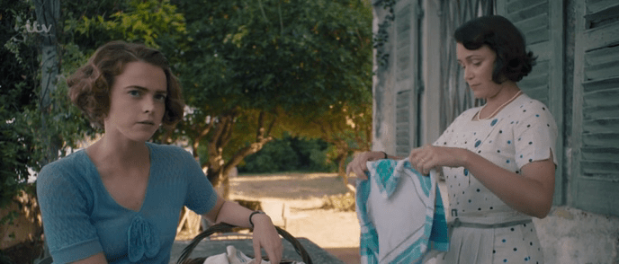 margo and louisa the durrells