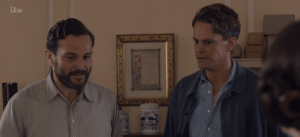 theo and sven the durrells in corfu