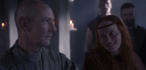 the last kingdom thyra and beocca