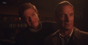 geordie and sidney christmas special grantchester