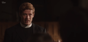 sidney chambers grantchester christmas special