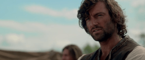 Silas Sharrow Jamestown Episode 1