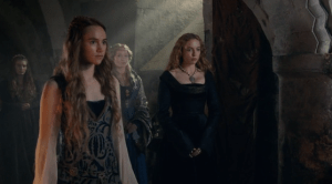 elizabeth and cecily the white princess