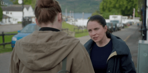 laura fraser the loch episode 2