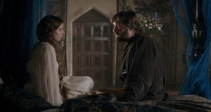maggie and richard pole white princess