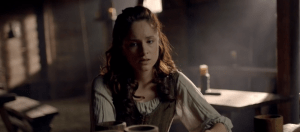 actress sophie rundle episode 6 jamestown