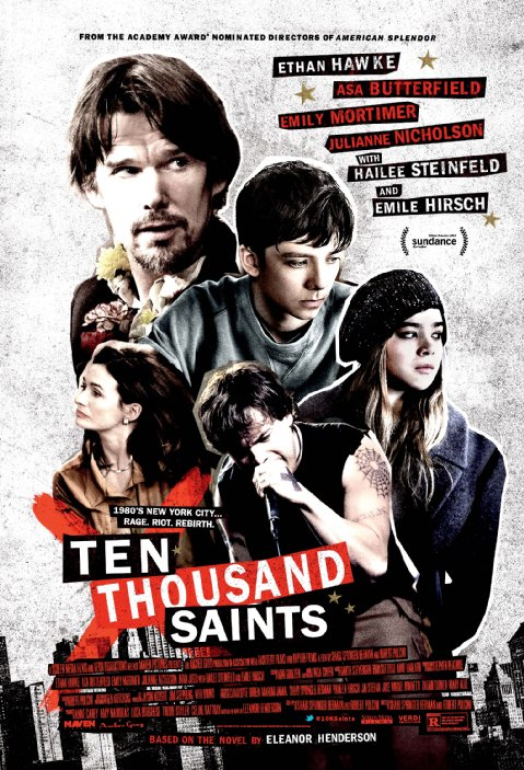 10K Saints poster