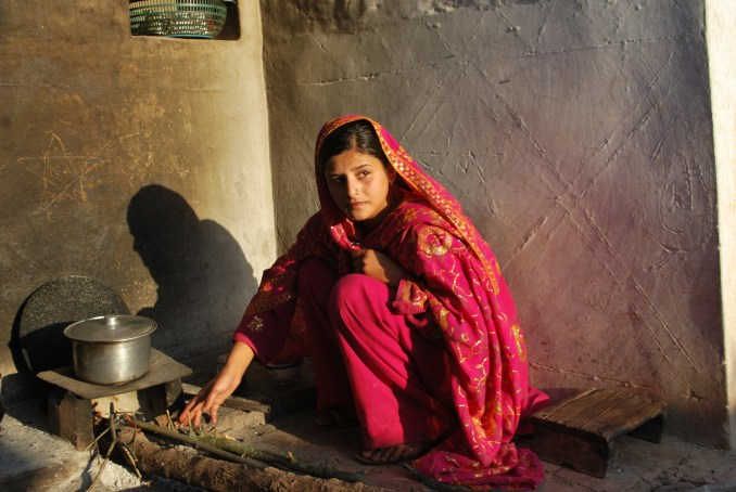 Young girls have few choices in Pakistan. If she is not educated, she is often married off.