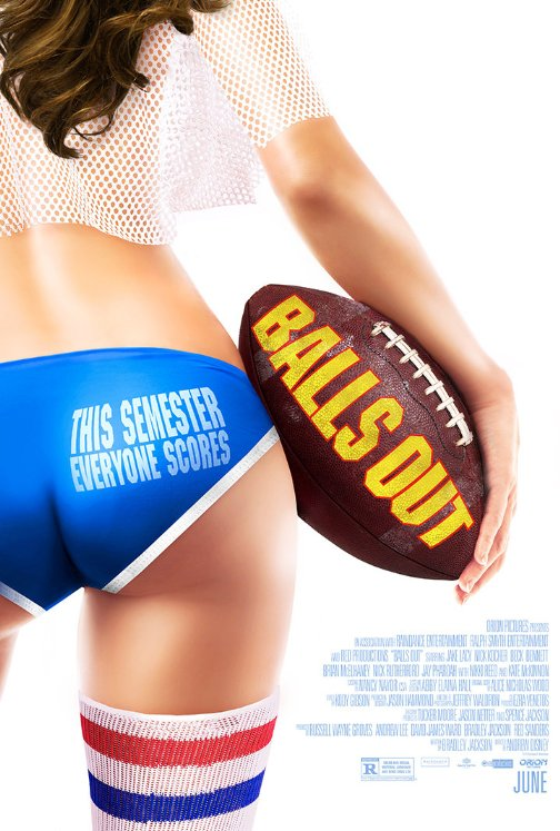 Balls Out poster