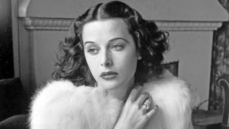 Bombshell Hedy Lamarr