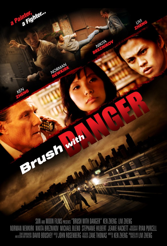 Brush With Danger poster