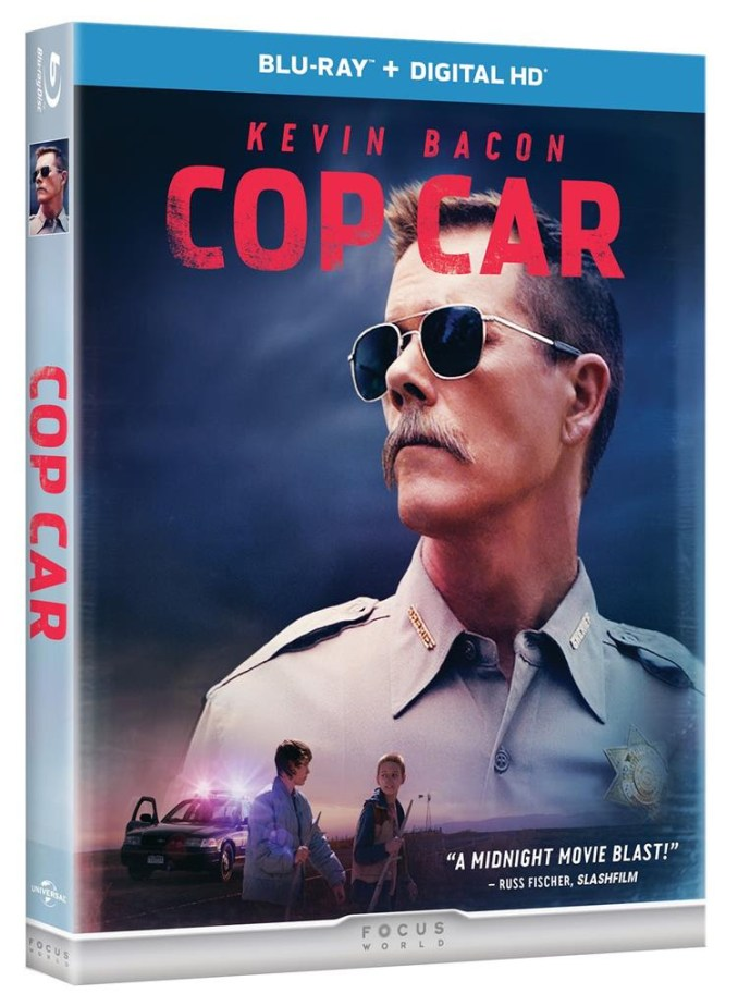 Cop Car bluray