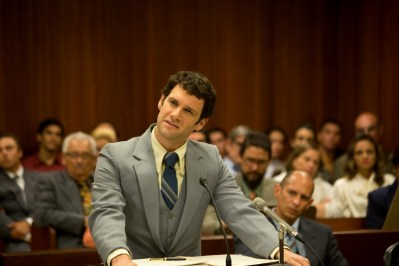 Justin Bartha as Howard Weitzman in Universal Pictures Content Group's crime thriller comedy DRIVEN. Photo courtesy of Universal Pictures Content Group.