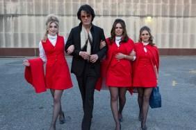 Michael Shannon stars as Elvis Presley in Liza Johnson's ELVIS & NIXON, an Amazon Studios / Bleecker Street release.