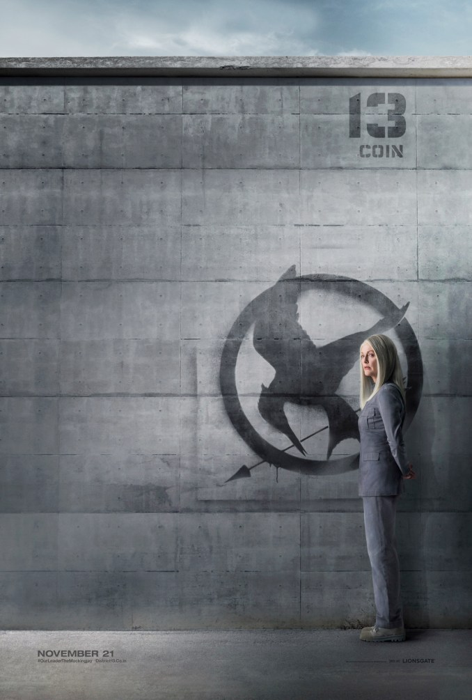 Hunger Games Mockingjay District 13 poster (1) - Copy