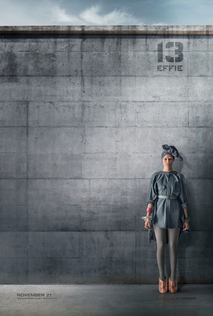 Hunger Games Mockingjay District 13 poster (5) - Copy