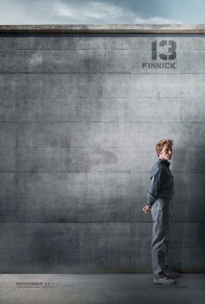 Hunger Games Mockingjay District 13 poster (6) - Copy
