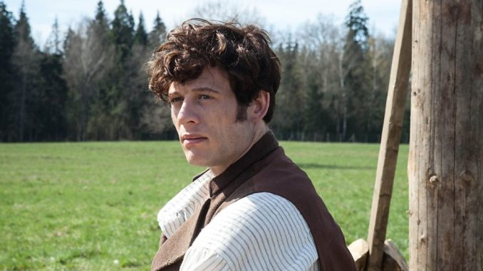James Norton as Prince Andrei