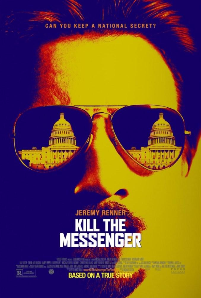 Kill the Messenger poster