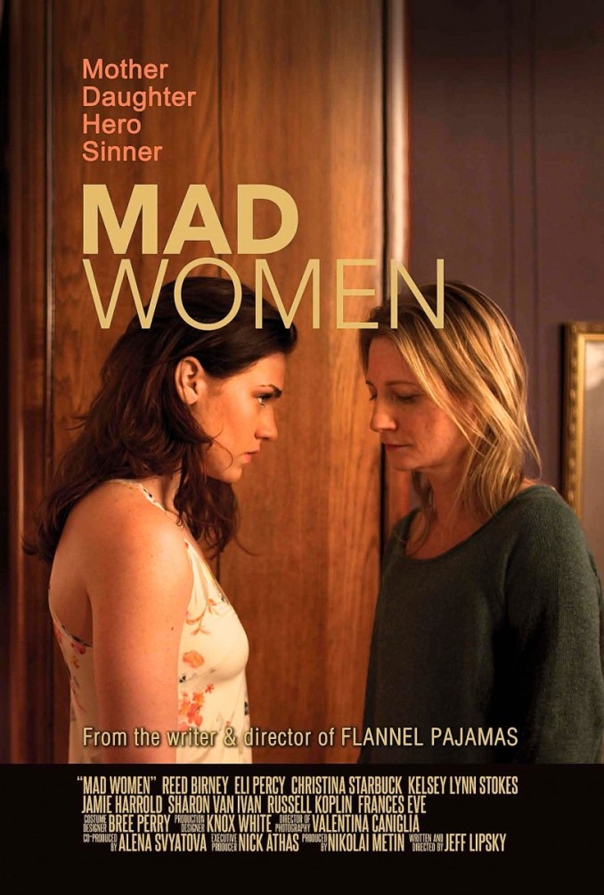 MAD WOMEN Theatrical Poster